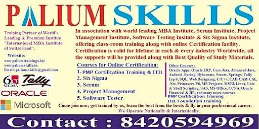 Agile-Scrum Master Certification Classroom Training in Kolkata