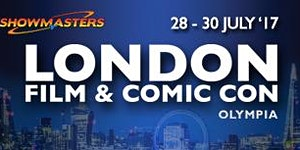 LONDON Film & Comic Con SUMMER 2017