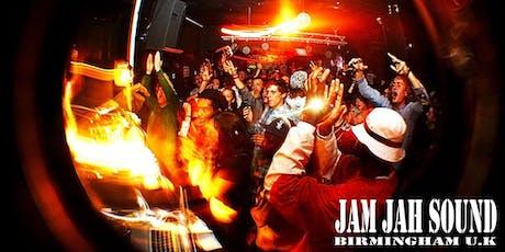 Jam Jah Mondays (Reggae) tickets