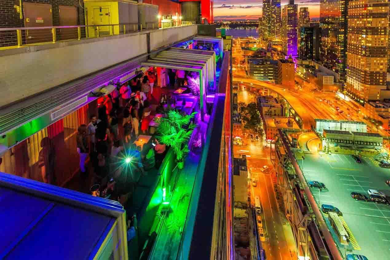 Sky Room Rooftop Saturdays VIP Admission. Sky Room Rooftop Saturdays VIP Admission