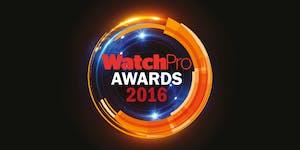 WatchPro Awards 2016