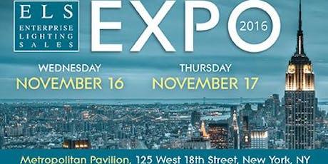 Enterprise Lighting Sales - Lighting Expo 2016 tickets