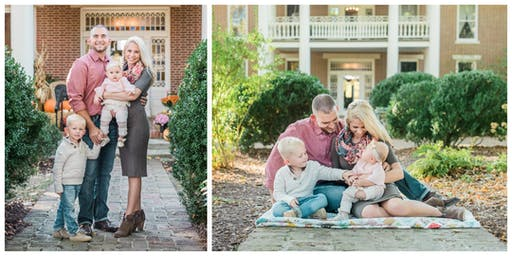 Mini Photo Sessions at Homestead Manor