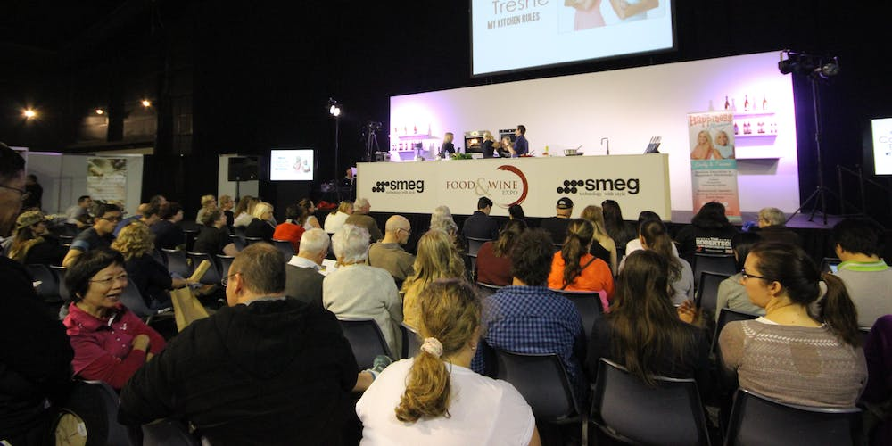 Eventbrite Au Brisbane Food Wine Expo  Tickets
