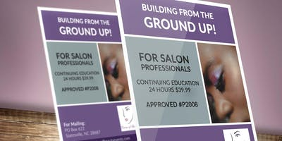 Hair Continuing Education Classes