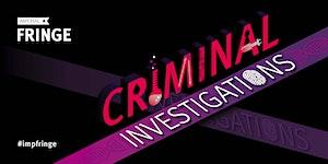 Imperial Fringe: Criminal Investigations