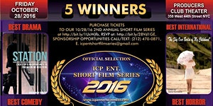 2nd Annual ICP Ent. Short Film Series!