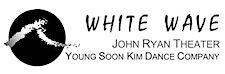 WHITE WAVE Young Soon Kim Dance Company logo