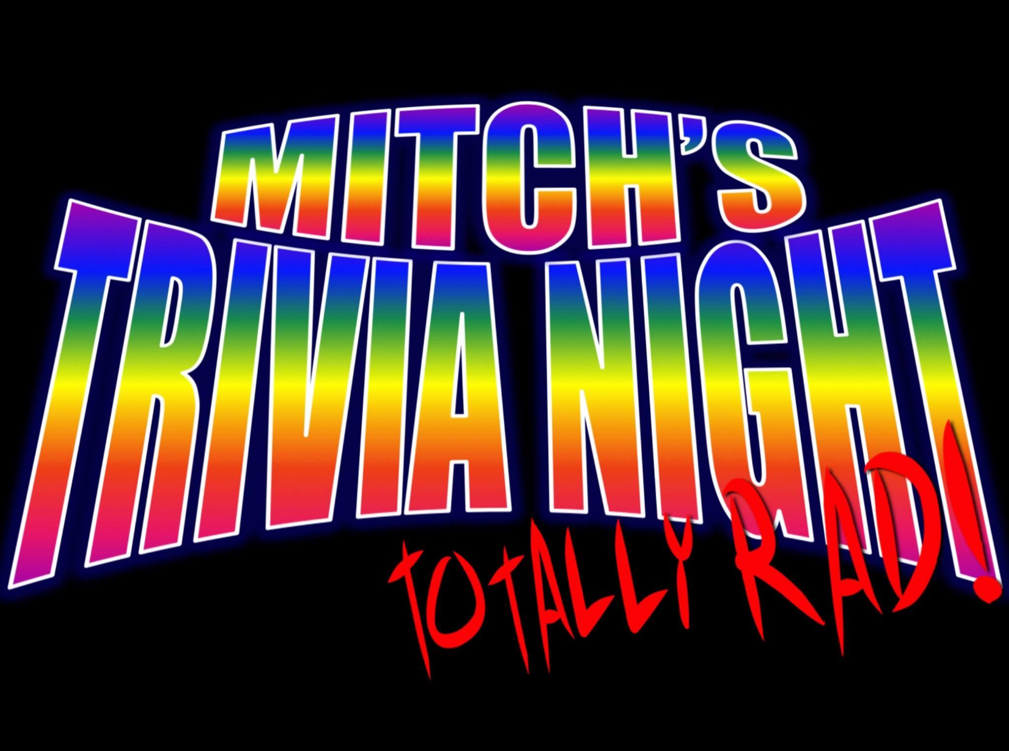 Mitch's Totally Rad Trivia Night