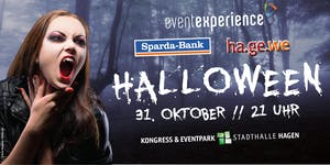 Die Event Experience Halloween Party in Hagen