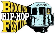 The 2012 Brooklyn Hip-Hop Festival logo