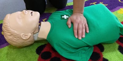 2 day Paediatric First Aid (Ofsted Compliant) in B