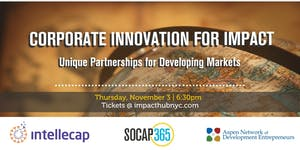 Corporate Innovation Impact: Unique Partnerships for...