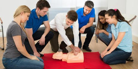 Heartsaver First Aid/CPR/AED - $75.00 tickets