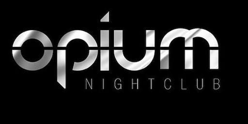 OPIUM NIGHTCLUB | OPIUM SATURDAYS