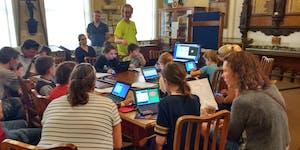 Creative Coding Workshop with Genetic Moo