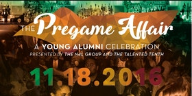 The Pregame Affair: A Young Alumni Celebration tickets