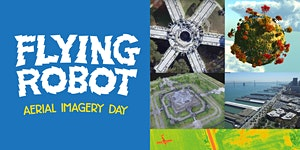 Flying Robot Aerial Imagery Day