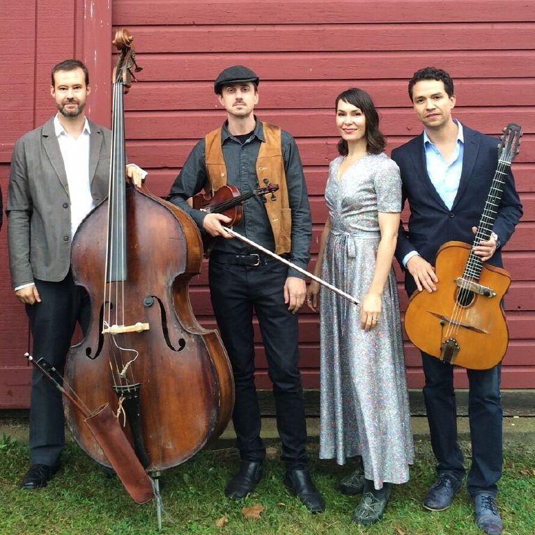 Music at the Mansion Concert Series, Hot Club