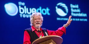 National town hall with David Suzuki: The future of...