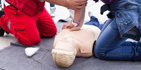 Community Heartsaver CPR AED tickets