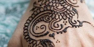 Henna Tattooing Workshop - Summer School Holidays