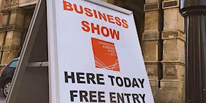 FREE pre- Leamington Business Show Networking...