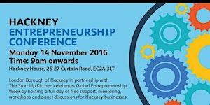 Hackney Entrepreneurship Conference 2016