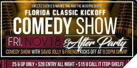 Florida Classic Kickoff Comedian y Show & After Party tickets