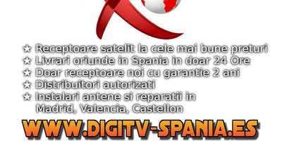 Antene Aparate Abonament Digi Tv Spania