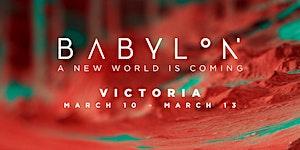 Babylon Festival 2017 - Victoria