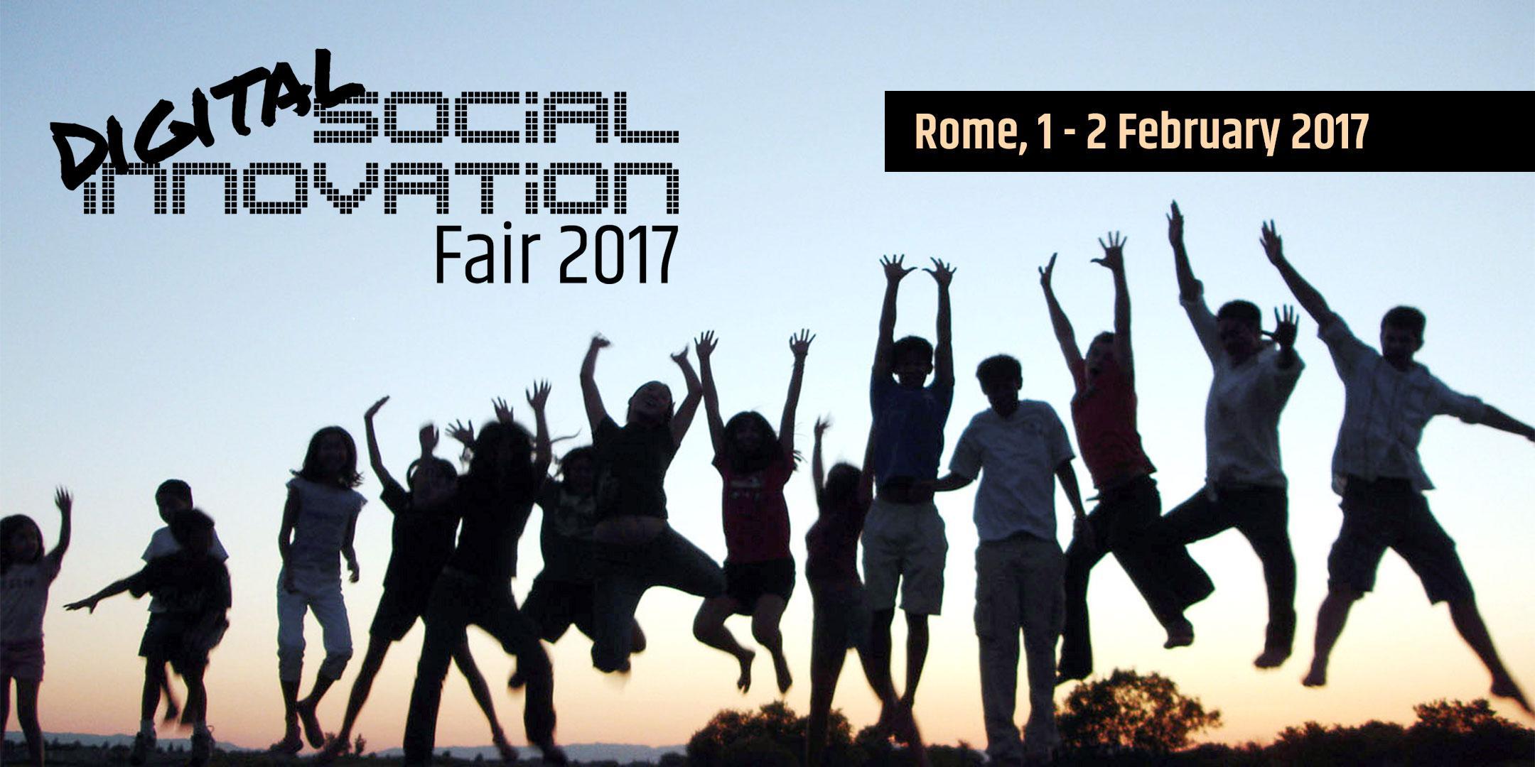 Digital Social Innovation Fair 2017