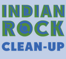 Indian Rock - Clean-Up  logo