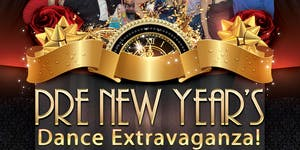Let's Celebrate At The PRE New Year's Dance...