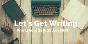 Let's Get Writing - 2017