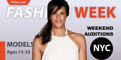 PLUS CURVE MODEL OPEN AUDITION CASTING CALL FOR FASHION WEEK IN NY