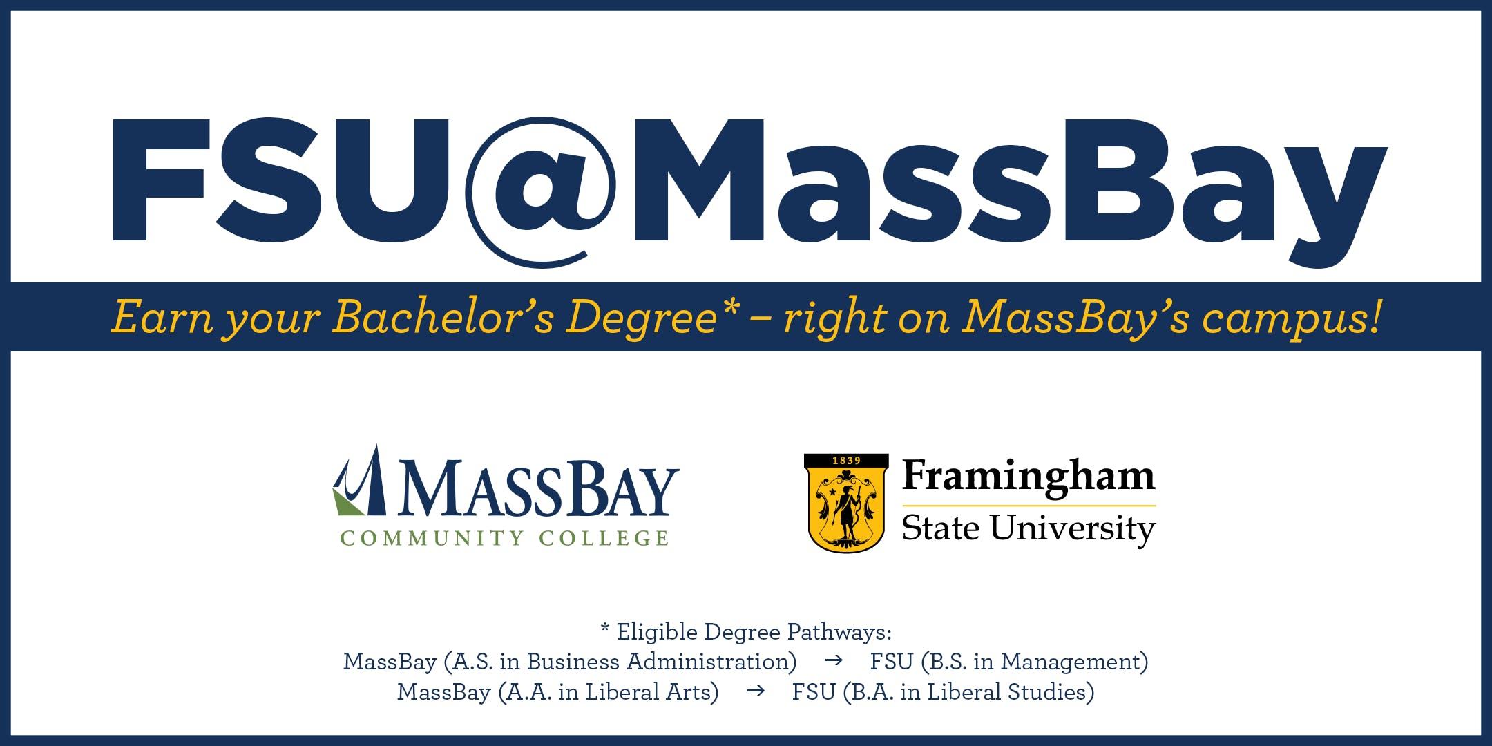 FSU@MassBay Information Session
