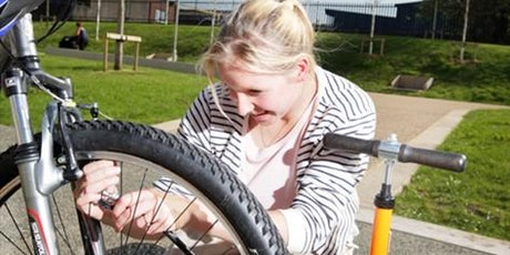 Women's Basic Bicycle Maintenance Class tickets