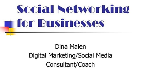 1:1 Online Session: Social Media Marketing for Small Business Owners. Tickets