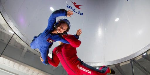 Scout Stem Education and Flight Night at IFLY Kansas City