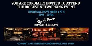 The Biggest Networking Event - Thursday, November,...