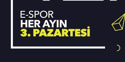 E-Spor - Meetup İstanbul