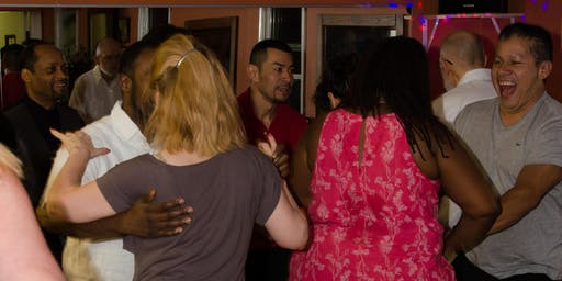 3rd Fridays Latin Dance Party