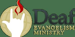 National Deaf Evangelism Ministry Conference 2017