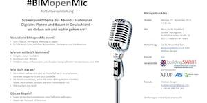 BIM OpenMic #1