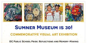 """""""DCPS Pride: Reflections and Memory Making"""" Opening..."""