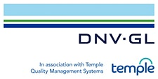 DNV GL in association with Temple logo