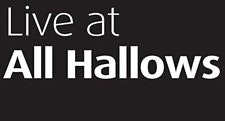 LIVE AT ALL HALLOWS logo