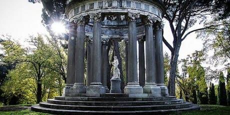 Free tour: visita guiada al Parque del Capricho entradas