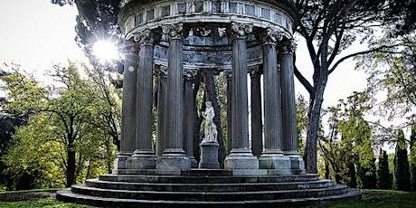Free tour: visita guiada al Parque del Capricho tickets